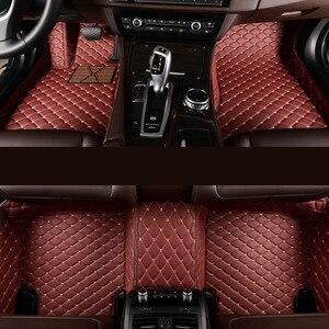 Image 5 - Kalaisike tapis de sol de voiture personnalisé, pour Skoda, accessoires de voiture, pour tous les modèles octavia fabia rapide, superbe, kodiaq yeti