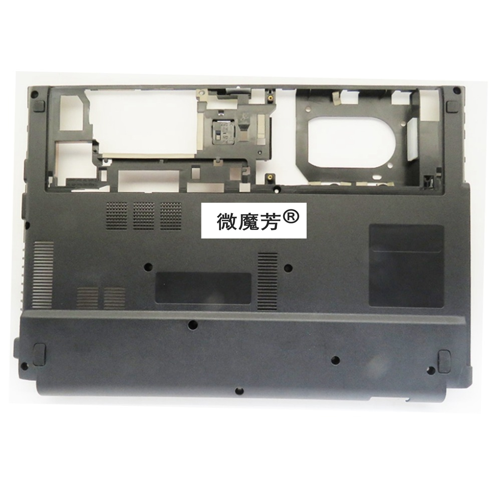 USED Laptop Bottom Base Cove For <font><b>ACER</b></font> 4830 4830T <font><b>4830TG</b></font> Black D case image