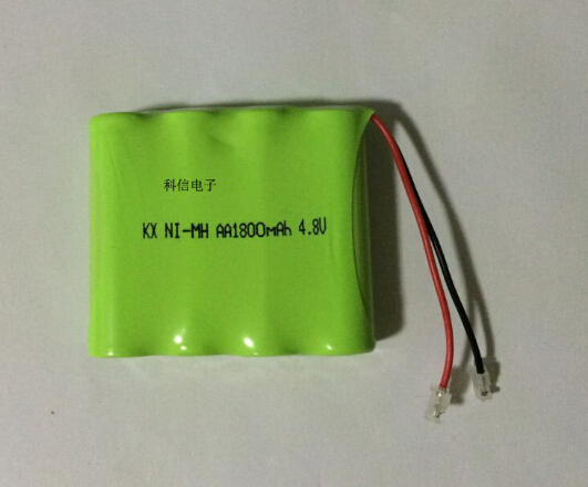 MasterFire 4.8V 1800mAh 4x AA NI MH RC Rechargeable