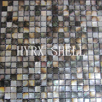 2013 Style HYRX Shell Mosaic Mother Of Pearl Black