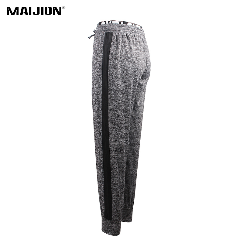 MAIJION Women Loose Breathable Yoga Running Pants,High Waist Soft Jogging Sport Pants Quick Dry Gym Fitness Trousers For Female
