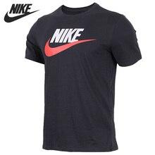 Оригинальное новое поступление, Мужская футболка NSW ICON FUTURA с коротким рукавом, спортивная одежда