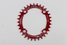 SNAIL Oval Aluminum Alloy 104mm BCD Bike Chainwheel 32-36T Bike Chain ring Bicycle Crankset MTB Road Mountain Bike Chain ring 2017 new ultra light carbon fiber bicycle crank mtb road bike crankset mountain bike crank length 170mm 175mm bcd 104mm