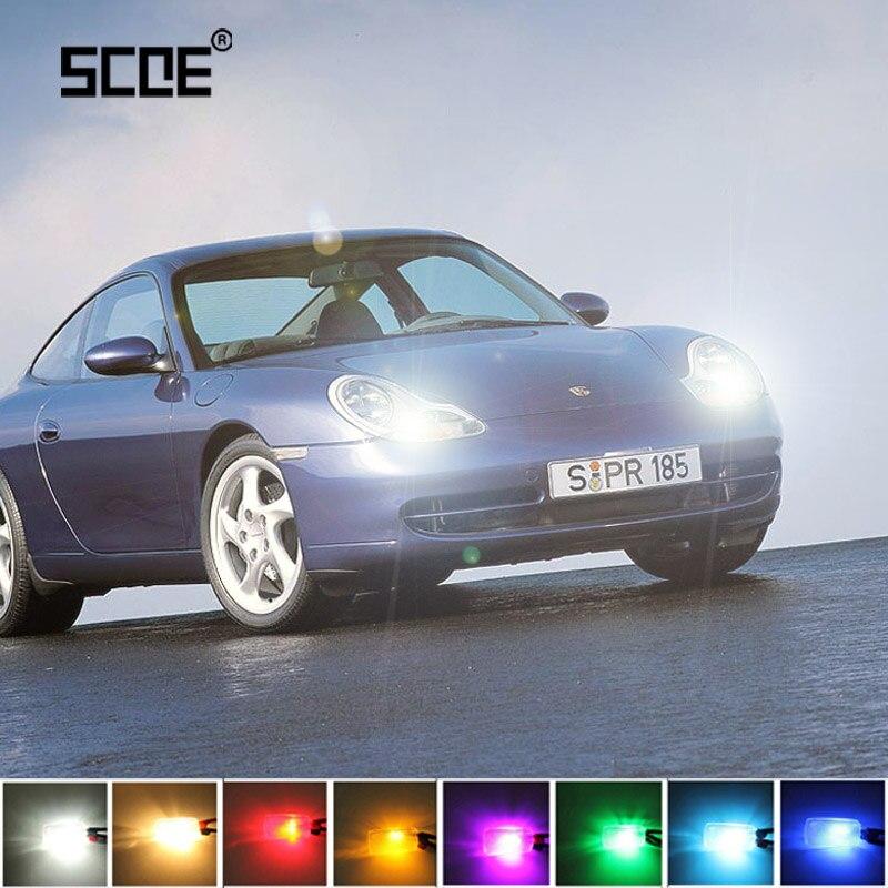 Porsche 996 Headlamp Bulb: For Porsche 911 (996) Boxster (987) SCOE 2 X Super Bright