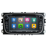 Wholesale Two Din 7 Inch Car DVD Player For FORD Mondeo S MAX C MAX Galaxy