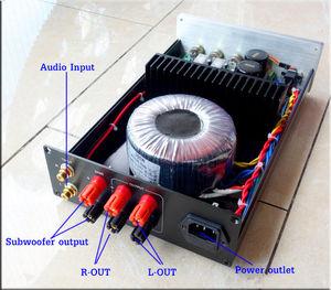 Image 2 - الانتهاء BA1 LM3886 2.1 قناة مضخم صوت مكبر كهربائي
