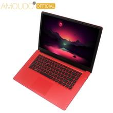 15,6 дюйма 6 ГБ Оперативная память + 2 ТБ HDD Intel 4 ядра Процессор Win10 Системы 1920*1080 P Full HD Тетрадь ноутбук
