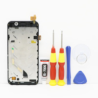 New Original For ZOPO ZP980 ZP980 C2 C3 Touch Screen Digitizer Assembly With Frame Replacement Parts