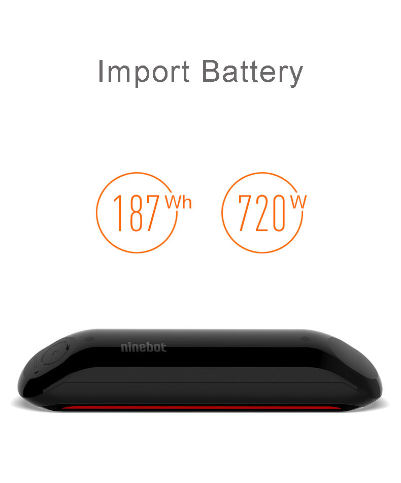 Original Ninebot Battery Pack for NINEBOT KickScooter ES1 ES2 Smart Electric Skateboard Scooter Auxliary Extra Battery 5200mah цена