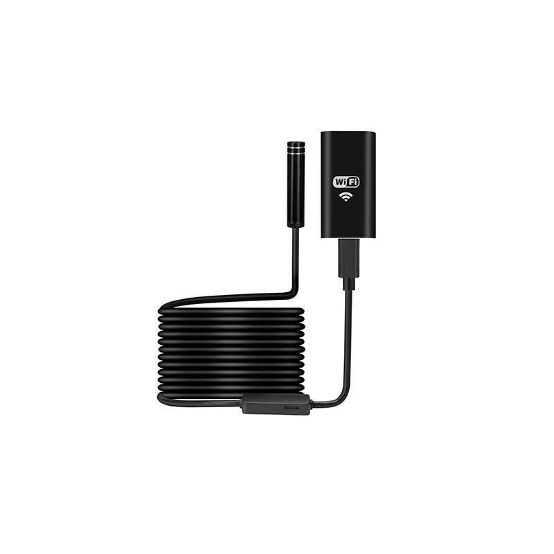 Spetu WiFi Endoskop 8mm 720 P HD Wifi Kamera 1 Mt/3 Mt/5 Mt/7 Mt/10 Mt Harten Draht IPhone Endoskop Wasserdicht Android IOS Boroskop Kamera