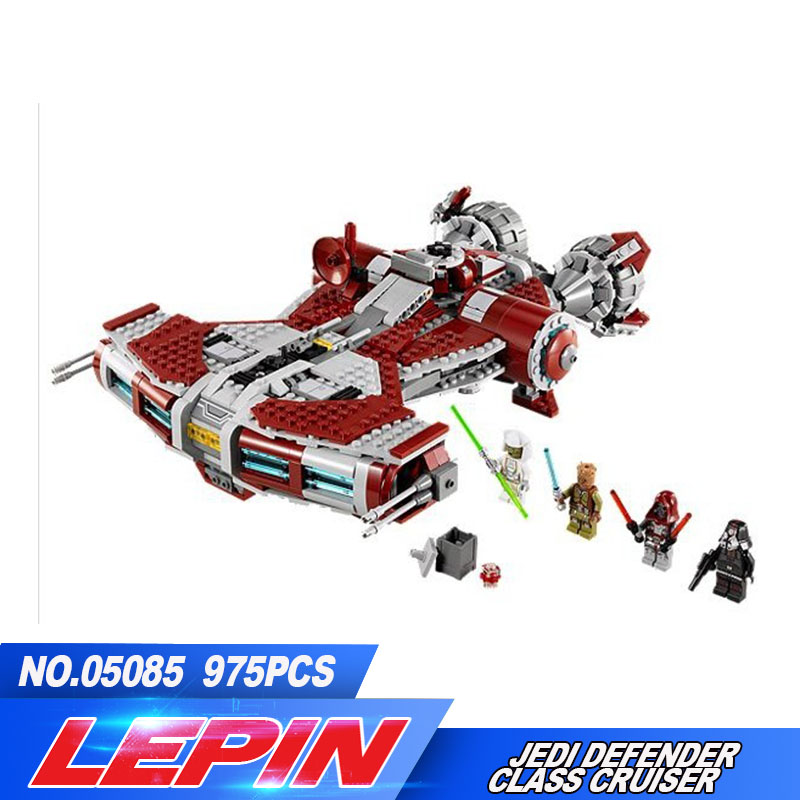 2017 New Lepin 05085 series the Jedi Defender-class Cruiser Model Building Bricks set Classic education Toy for children new lp2k series contactor lp2k06015 lp2k06015md lp2 k06015md 220v dc