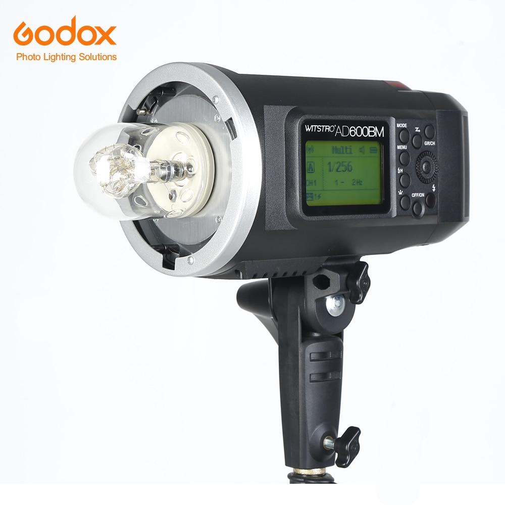 Godox AD600BM Bowens Mount 600Ws GN87 High Speed Sync Outdoor Flash Strobe Light with 2 4G