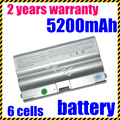 JIGU New silver laptop Battery for Sony BPS8 BPS8A BPL8 VGP-BPS8 BPL8 BPL8A VGP-BPS8A VGN-FZ 6 cells