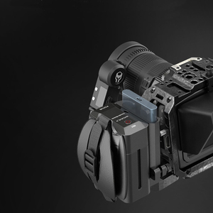 Image 4 - TILTA Side Focus Handle TA SFH1 97 G Run/Stop for Tilta BMPCC 4K cage /GH5 cage /FUJIFILM XT3 Cage fit F970 battery