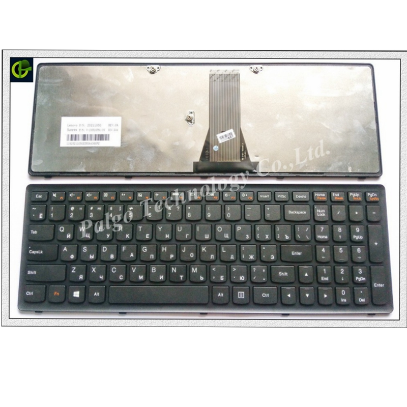 Ruská klávesnice pro Lenovo IdeaPad G500C G500S G500S S500C - Příslušenství pro notebooky