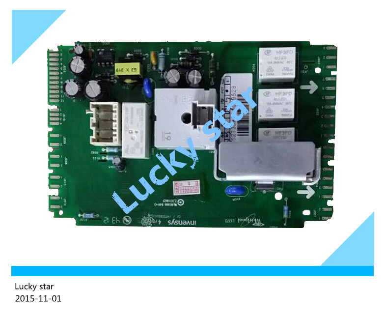 95% new good working High-quality for Whirlpool washing machine Computer board WFS1070CW WFS1070CS WFS1075CW WFS1075CS board good working high quality for whirlpool washing machine used computer board wfs1065cw wfs1065cs p n 46197041724 board