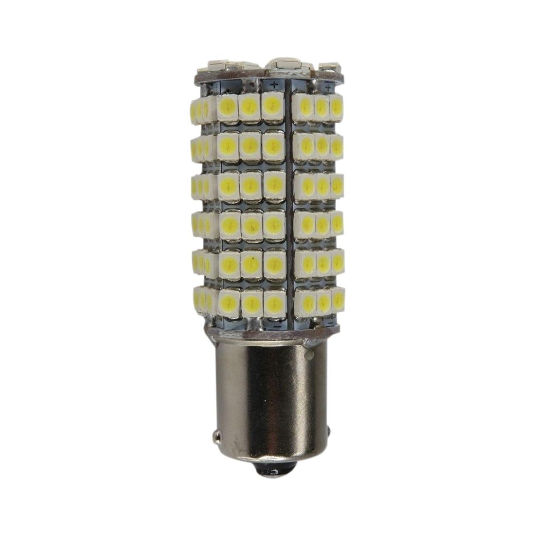 6X 1156 BA15S 120 LED RV Trailer Camper Interior LED Lights Bulbs 6000K Xenon White