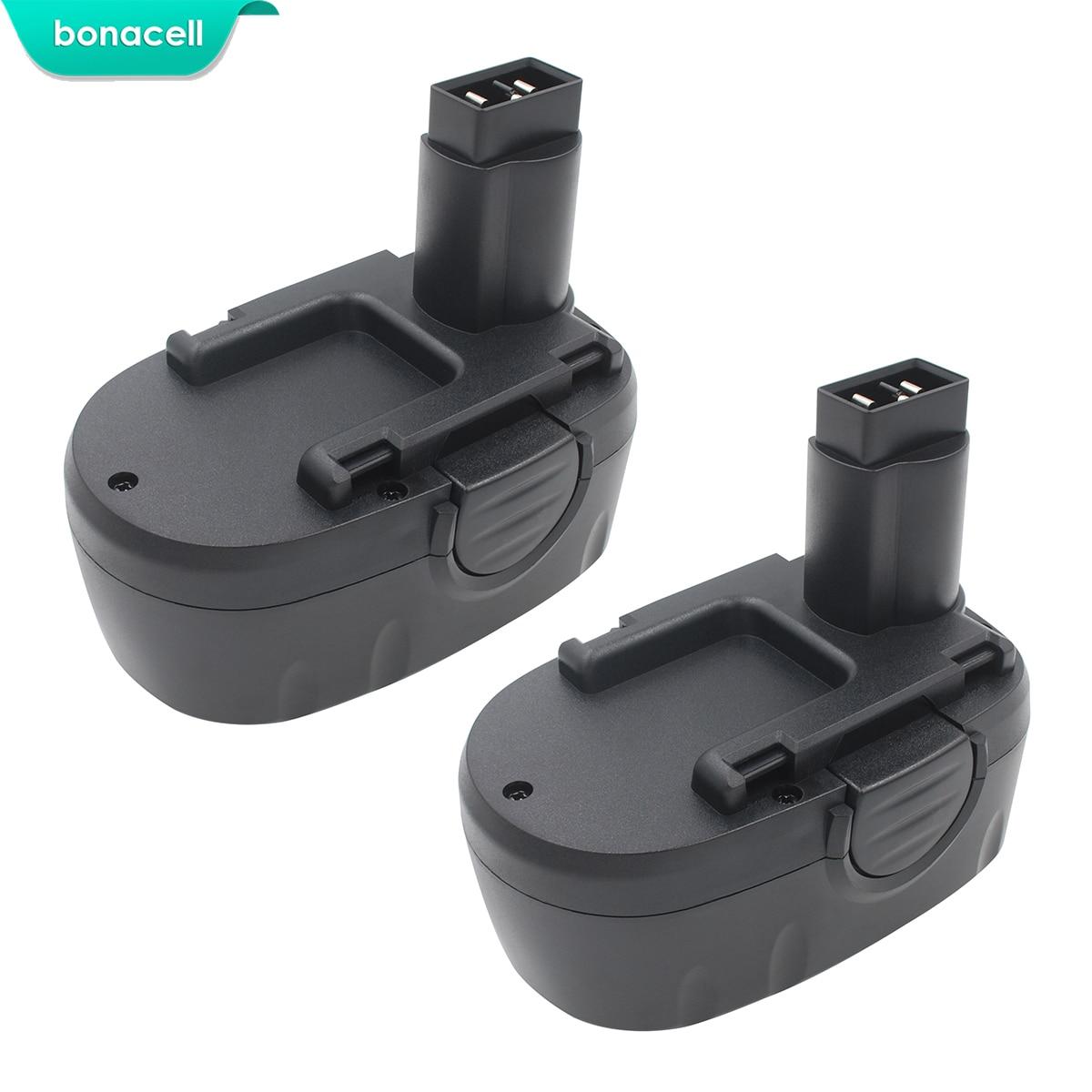 Bonacell 3500 mAh 18 V WA3127 Batterie Rechargeable pour WORX WA3127 WG150s WG152 WG250 WG541 WG900 WG901 L10