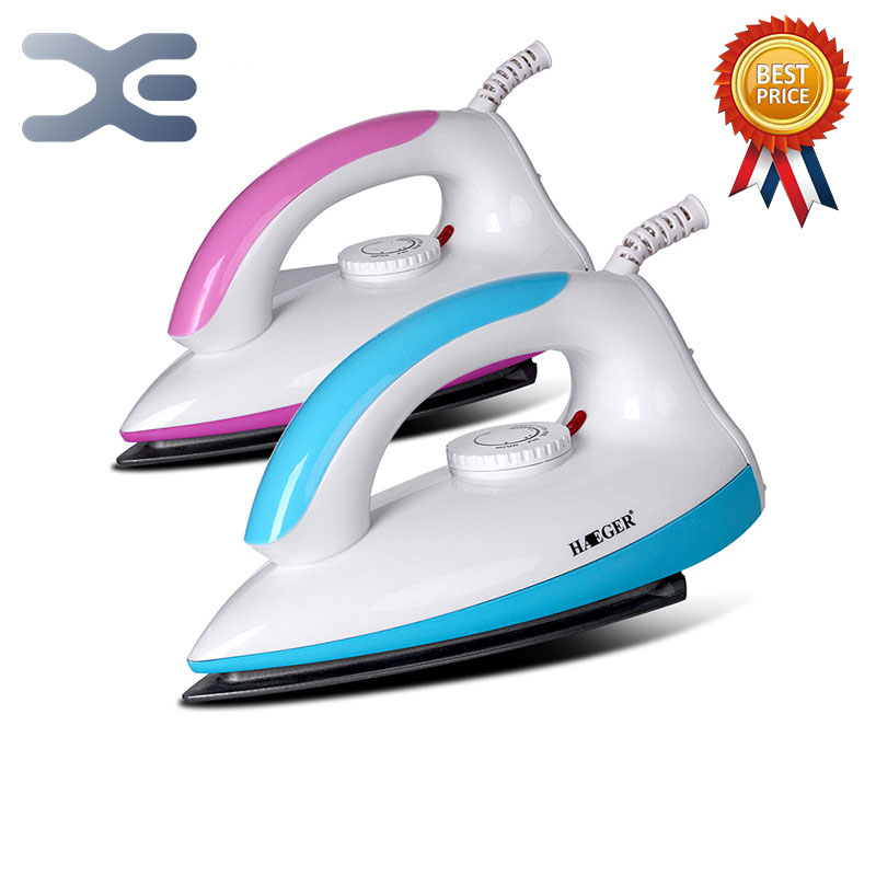 2 colori 1000W Tenuto In Mano Portatile Elettrico Ferro Da Stiro A Vapore Per I Vestiti di Alta Qualità In Ceramica Piastra HG-1258