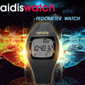 Homens E Mulheres Correndo Pedômetro Relógio Função de Alarme Luminoso Relógio À Prova D' Água relógio de Pulso Estudante Relógios Eletrônicos Esportes Do Miúdo