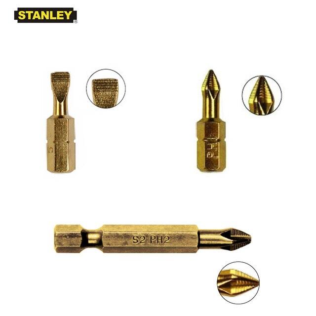 Stanley 10pcs 1/4 2