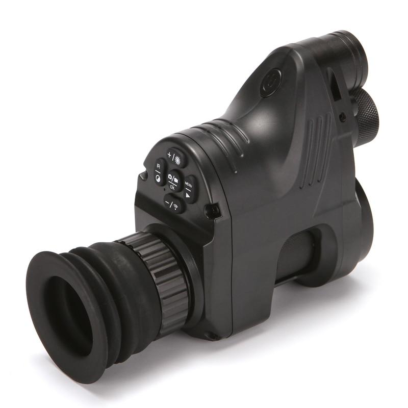PARD NV007 200 m Infrarouge de Vision Nocturne Télescope Chasse Night Vision Ensemble Vue Numérique IR Monoculaire portée de Fusil jour et nuit