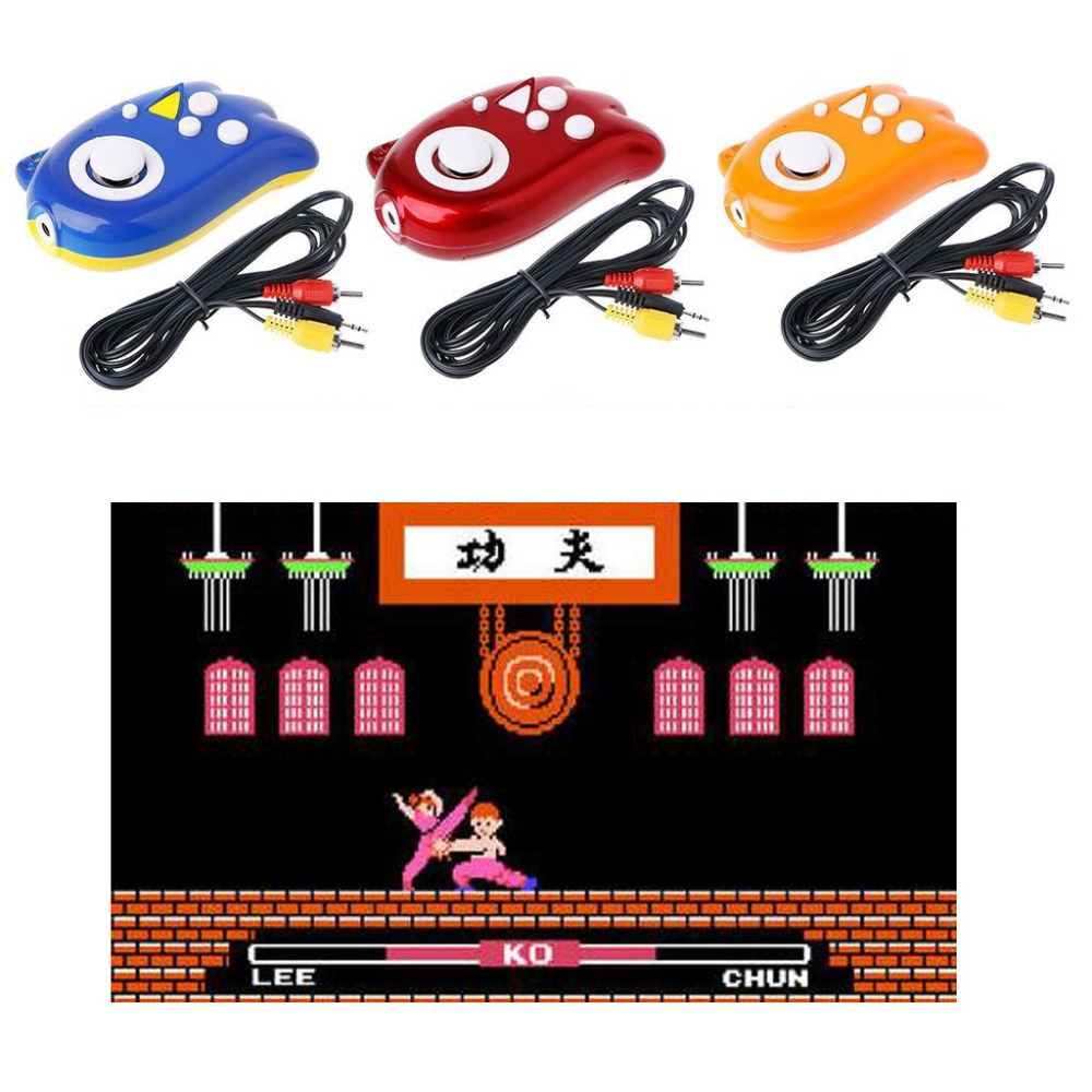 30PCS 8 Bit Mini Video Game Console Players Build In 89 Classic Games Support TV Output Plug&Play Game Player Best Gift for Kid