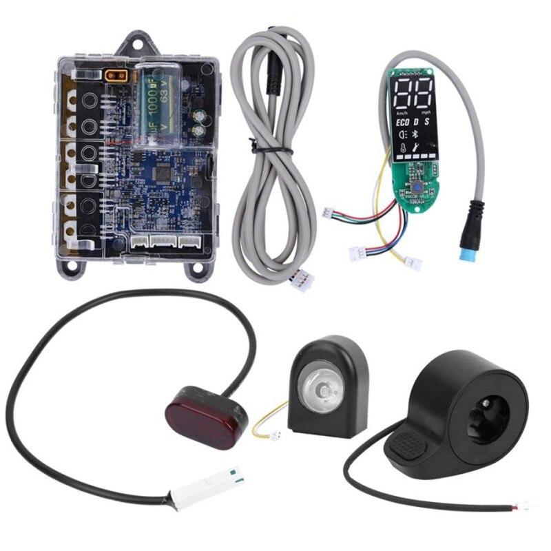 Scooter Circuit carte mère Bluetooth contrôleur câble phare queue lumière accélérateur numérique adapté pour Xiaomi M365 PRO