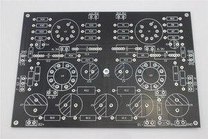 Image 1 - DIY projeleri ses tek uçlu amplifikatörler çift parça 185*125*2mm PCB kartı 1 parça ücretsiz kargo