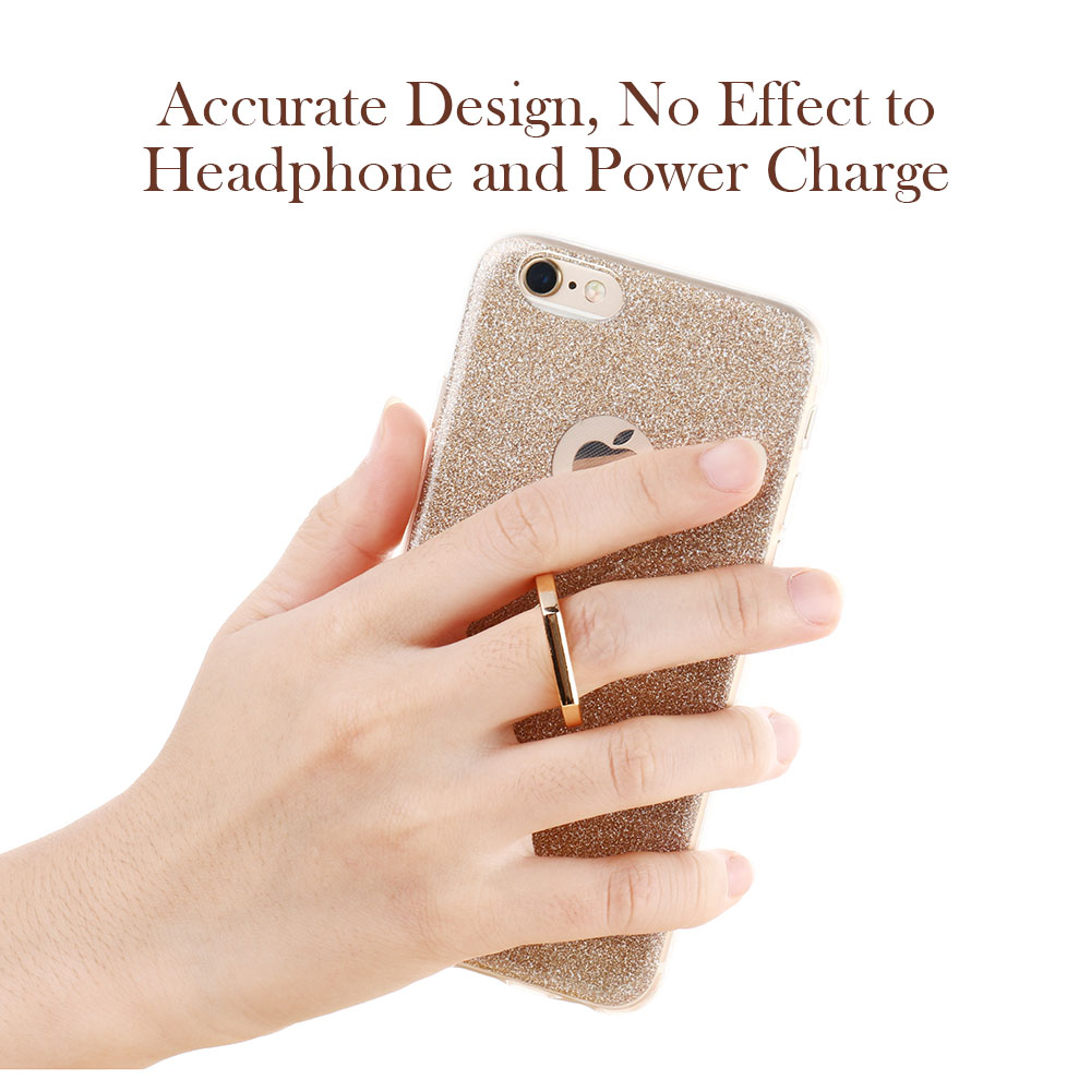 TAOYUNXI Cases Glitter Silicon For Samsung Galaxy S6 SVI G920F G920FD G920FQ G920I G920A G920T G920S/K G9200 Case TPU Phone Case
