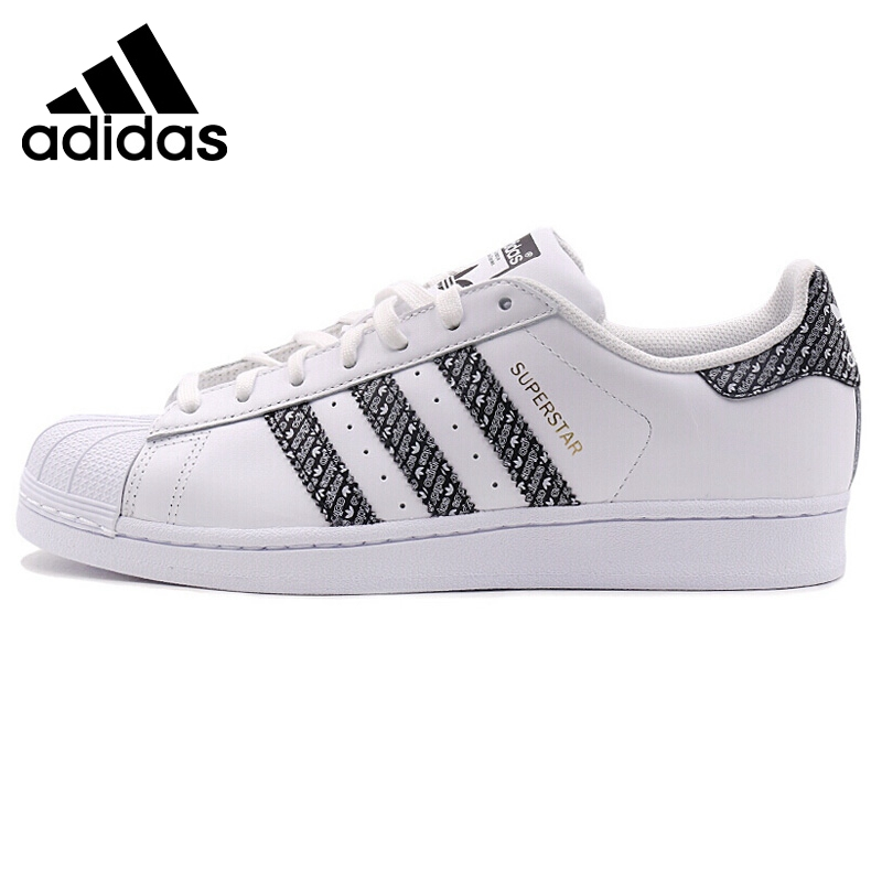 Original New Arrival 2018 Adidas Originals SUPERSTAR Unisex Skateboarding Shoes  Sneakers -in Skateboarding Shoes from Sports & Entertainment on ...