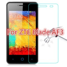 Tempered Glass Film for ZTE Blade A5 Pro ,0.26mm Explosion-proof Front LCD Screen Protector pelicula de vidro over+clean kits <>(China)
