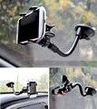 Universal Giratorio de 360 Grados de Largo Brazo del teléfono móvil del Parabrisas Del Montaje Del Coche Holder Soporte Del Soporte para el iphone Teléfono Móvil GPS PDA MP4