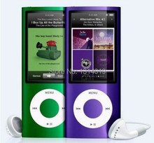 Wholesale 8 GB 5th Gen Sports Mp3 Mp4 Music Player with Camera For Running Leisure.
