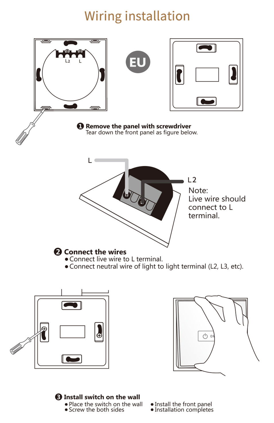 Awesome Connect Light Switch Gallery - Wiring Diagram Ideas ...