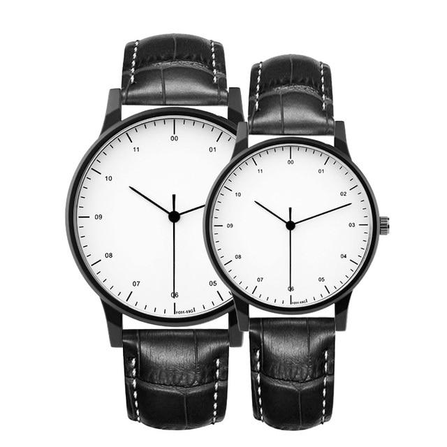 gift Enmex brief lover wristwatch Deployment buckle creative designs Trend of Eu