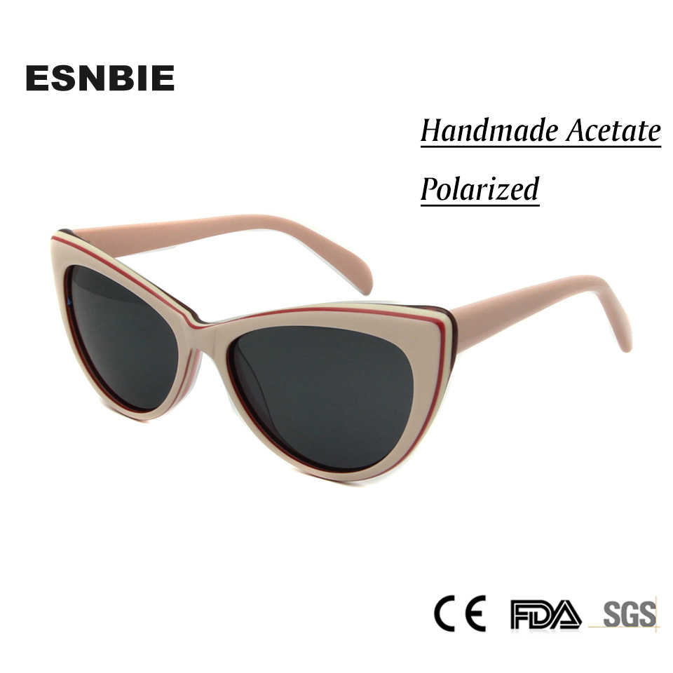 ESNBIE 2017 Designer Sunglasses Women Cat Glasses font b Fashion b font Women s font b