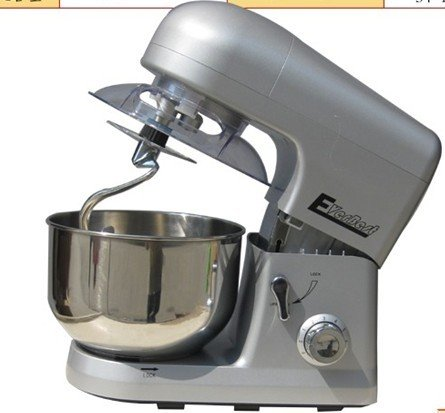 цена Free shipping Commercial use High speed Automatic Flour blender Dough mixer 5L FOOD MIXING MACHINE