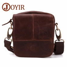 JOYIR Genuine Leather Brand shoulder bags Designer men Crossbody Bag natural Cowhide Shoulder Bags Vintage Small square Bag brand women bag genuine leather shoulder bags vintage men crossbody bag designer natural cowhide small square travel bag new