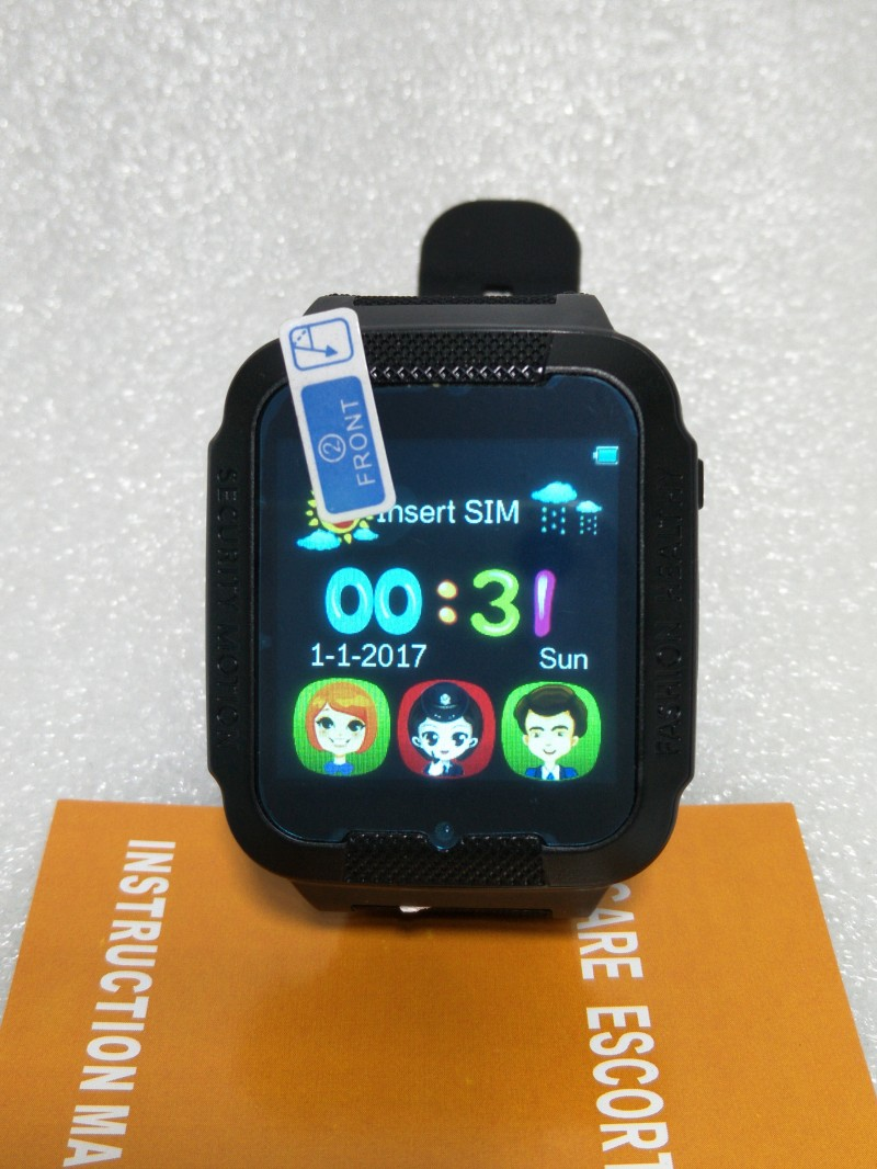 2018 new Kids GPS tracker Smart Watch Waterproof Positioning Safe Smartwatch with Camera SIM Call Location Device Tracker K3 gw200s baby gps watch with wifi positioning 1 54 inch color touch screen sos tracker safe anti lost kids gps watch pk q50 q60