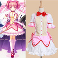 Anime Puella Magi Madoka Magica Cosplay Costume Dress