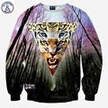 Mr.1991INC Animals printed Men/women 3d hoodies funny print Triangle tiger lion sweatshirts long sleeve pullovers hoodies