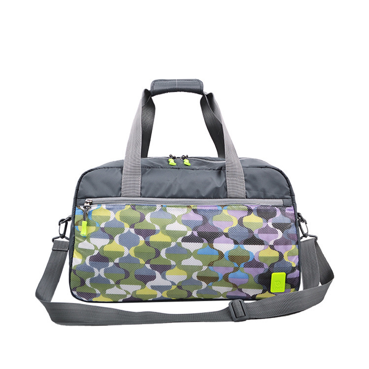 Travel-Bag Waterproof Women And Accept Swimming-Accept-Package Wet-Separation Will-Capacity