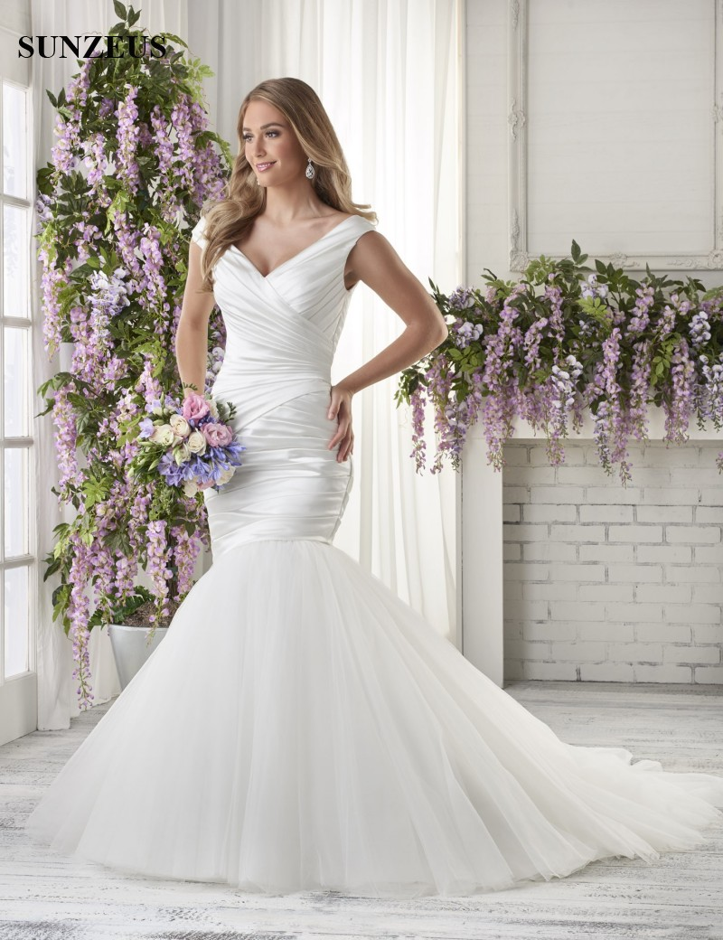 fabulous jewel sleeveless sheath lace wedding dress with detachable train illusion back detachable wedding dress train Fabulous Jewel Sleeveless Sheath Lace Wedding Dress with Detachable Train Illusion Back