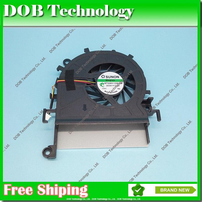 Nouveau Original Pour Acer Aspire 5349 5749-6492 5749Z 5349G 5349Z 5749Z-4809 De Refroidissement ventilateur MF75090V1-C030-G99 refroidisseur AB07405HX100300