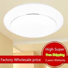 Hot sale 15W LED ceiling lamp (270mm) aluminum+Acryl Ceiling Lights AC85V~265V Warm /Cool white modern Free Shipping