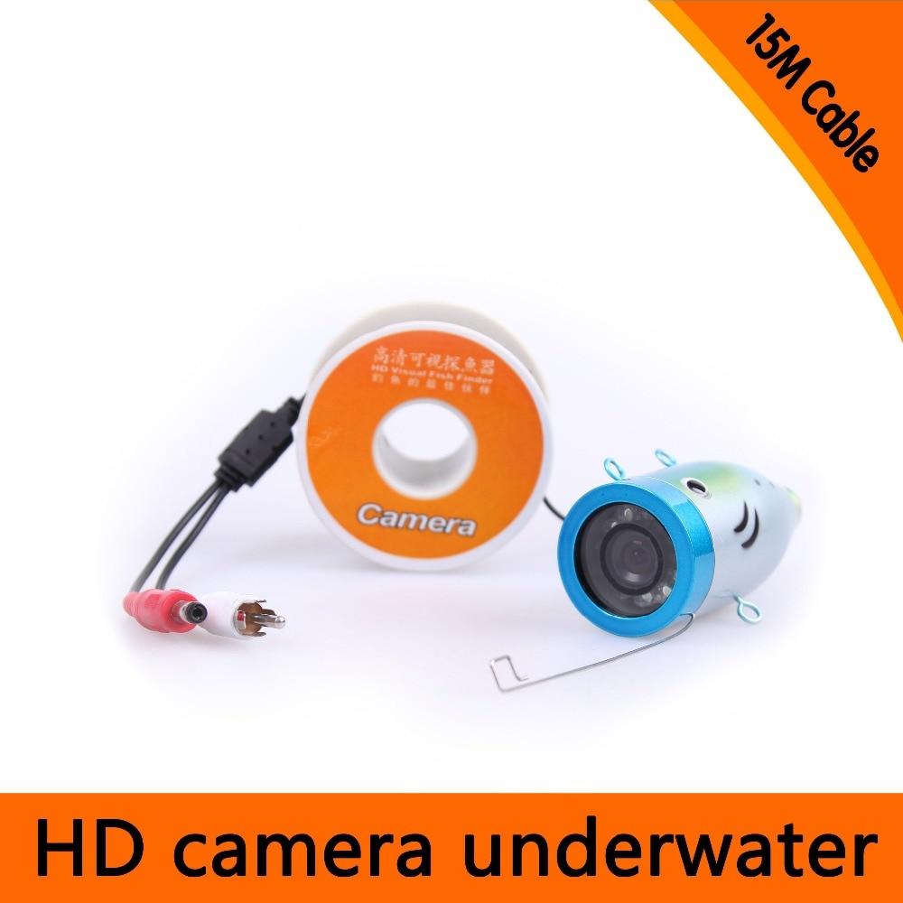 Brezplačna dostava komplet za podvodno ribolovno kamero z globino - Varnost in zaščita - Fotografija 2
