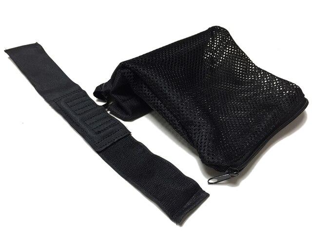 Armiyo Tactical Rifle Bullet Catcher Gun Cartridge Mesh Trap Ammo Shell Recycling Wrap Around Zipper Bag 3