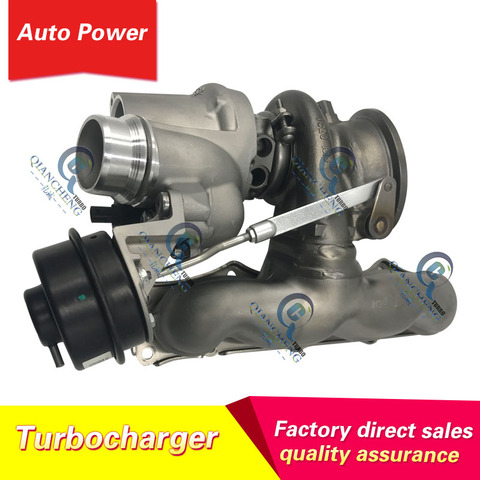 turbo para bmw n20 49477 02106 td04lr6 04hr 15tk31 6 0ts n20 b20 turbocompressor z4