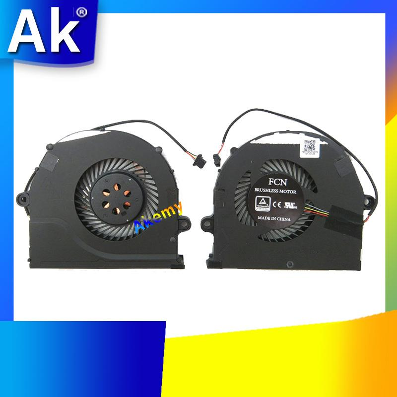 New FCN DFS20005AA0T FH37 Fan For Gigabyte Aorus X9 DT Cpu Cooling Fan